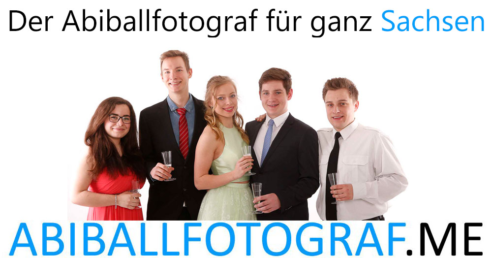 Der Abiballfotograf für ganz Sachsen